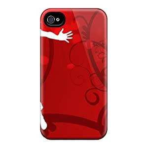New Cute Funny Great Quality Babe Dance Hd Case Cover/ Iphone 4/4s Case Cover