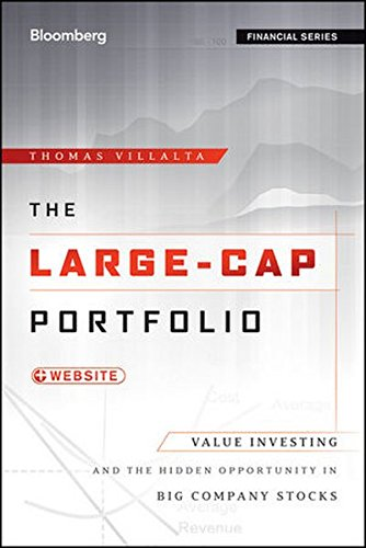 The Large-Cap Portfolio, + Web site: Value Investing and the Hidden Opportunity in Big Company Stocks by Bloomberg Press