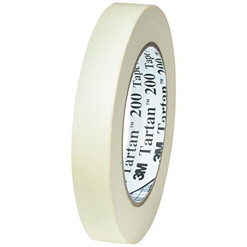 3M 200 Masking Tape, 3/4