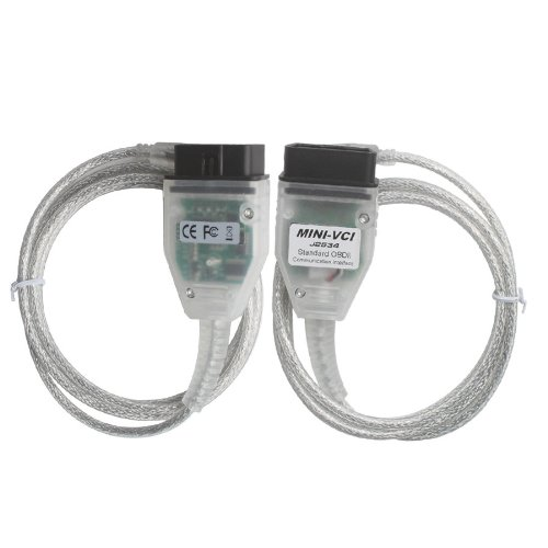 Mini VCI V13.00.022 Single Cable for Toyota Support Toyota TIS OEM Diagnostic Software by Generic (Image #3)