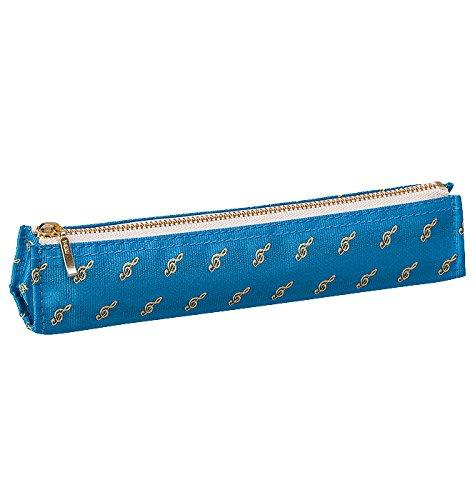 Nakano (Nakano) penna sacchetto blu royal 4x 20x 3.8‡ P foulard penna sacchetto/chiave di violino/blu royal KT180PGCBU parallelo [Importato dal Giappone]
