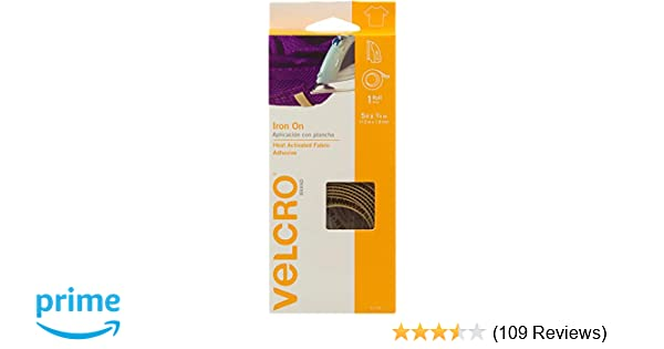 Amazon Com Velcro Brand 91038 Craft Supplies 5 X 3 4 Tape