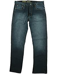 Mens Jeans, Relaxed Fit, Straight Leg