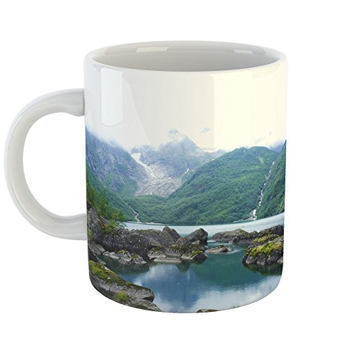Westlake Art - Nature Mountain - 11oz Coffee Cup Mug - Modern Picture Photography Artwork Home Office Birthday Gift - 11 Ounce (0E67-91472) - Finest Reserve Port