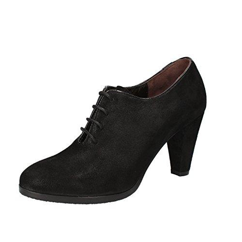 Calpierre , baskets montantes femme Noir
