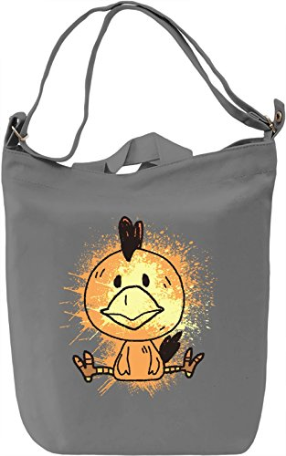 Cute Chicken Borsa Giornaliera Canvas Canvas Day Bag| 100% Premium Cotton Canvas| DTG Printing|
