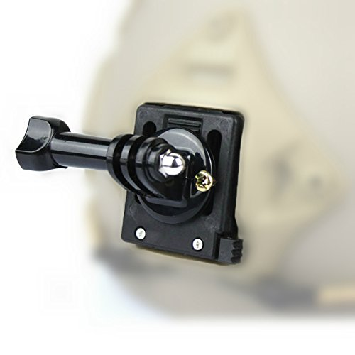 Camera Bracket Mount NVG Match with Tactical Helmet Fast Mich / AF / M88 for Gopro Hero 1 2 3 4 5 Xiaoyi