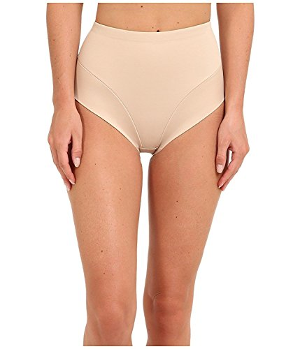 Miraclesuit Shapewear Women's Extra Firm Comfort Leg Waistline Brief Nude Small ()