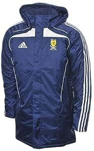 2012-13 Scotland Adidas Padded Jacket