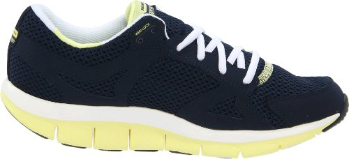 Navy Sneaker Smart LIV Skechers Women's USA Yellow Zxqnga