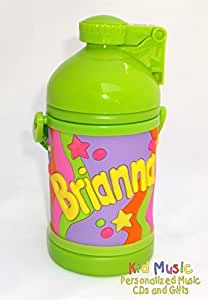My Name Water Bottle - Brianna