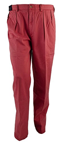 Polo Ralph Lauren Men's Classic-Fit Pleated Chino Pants-BR-36 X 32