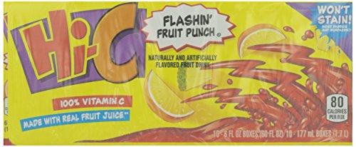 Hi-C Fruit Punch, 60 oz (Hic Fruit)
