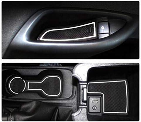 Tappetino antiscivolo per Opel Astra K 2016-2020 SHAOHAO 20 pezzi