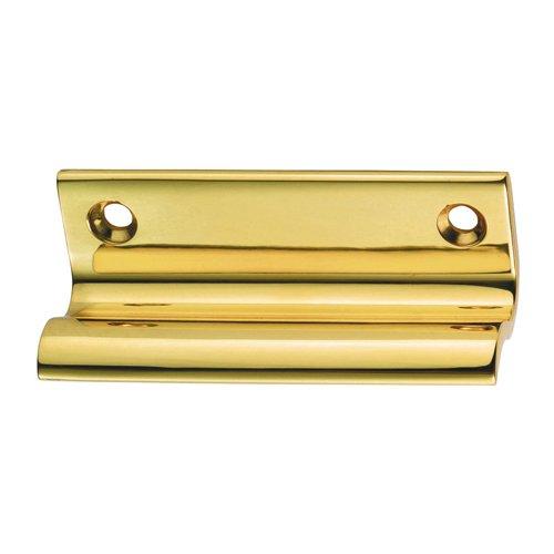 (Sash Window Lift, Polished Brass)