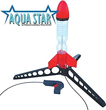 "Cohete de agua ""Aqua ..."