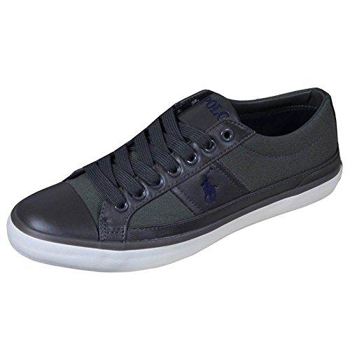 Ralph Lauren - Zapatillas para hombre Gris gris