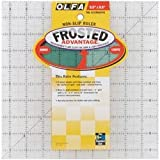 Olfa Frosted Ruler The Alternative 9 1/2'' X9 1/2'' QR9S (1-Pack)
