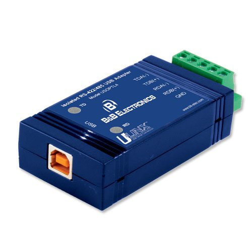 USB to Isolated RS-422/485 Converter with Terminal Block ()
