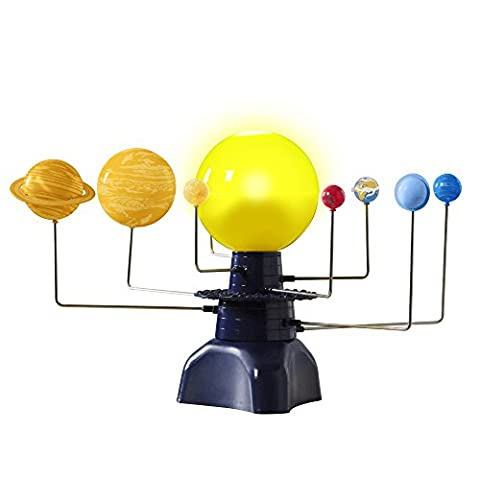 Educational Insights Geosafari Motorized Solar System Science Kit - Earth Moon System