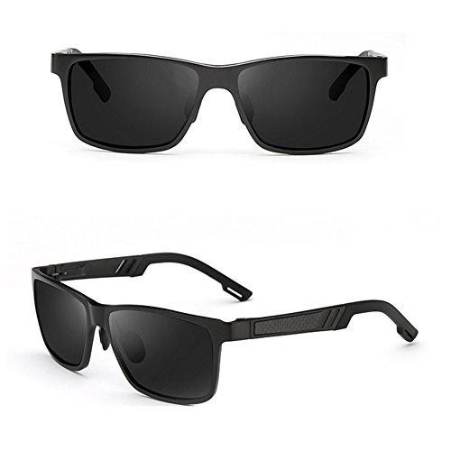 para de de Gafas de deportivas aviador hombre sol Gafas de sol sol Gafas B de sol Gafas Gafas UV400 SSSX Color 100 de conducción polarizadas A nFzAIAq