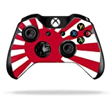 Protective Vinyl Skin Decal Cover for Microsoft Xbox One/One S Controller wrap sticker skins Rising Sun