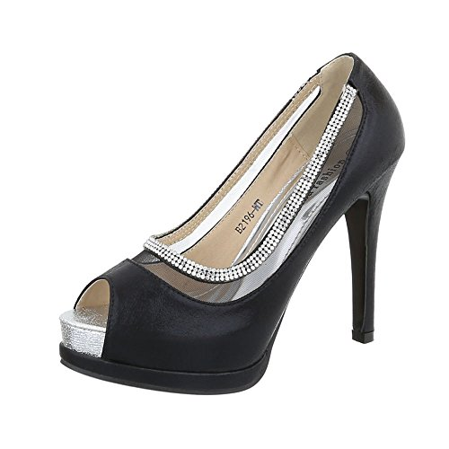 Zapatos Zapatos Ital Mujer Tac de Tacon Para Design r566wqI