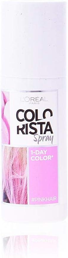 L'Oreal Paris Colorista Coloración Temporal Colorista Spray - Pink Hair