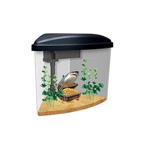 Marina 13310 Pirate Aquarium Kit, 1 gallon by Marina