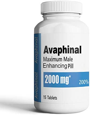Avaphinal Premium Natural Enhancing Pills (15 Days Supply)