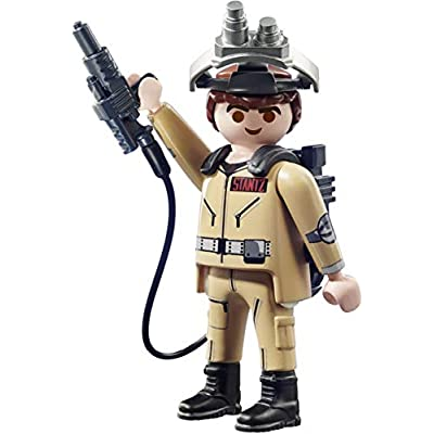 PLAYMOBIL Ghostbusters Collector's Edition R. Stantz: Toys & Games