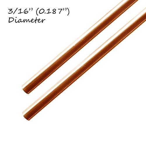Copper Rod 3/16