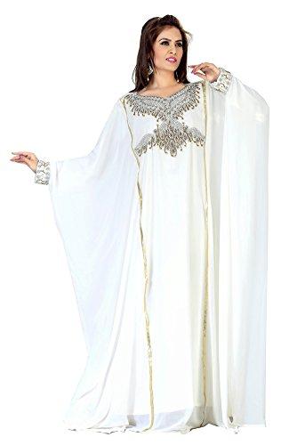 PalasFashion muslimische Kaftan-Kleid KKPF17147 Women's