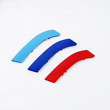 3D Coche Rejillas Frontales para 2006-2009 E92 E93 ABS 3 colores