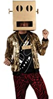 Rubie's Costume Lmfao Robot Pete Shuffle Bot Party Rock Anthem Costume