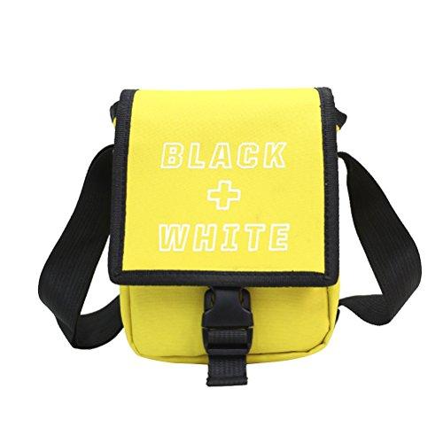 Oulii Mini Shoulder Bag Unisex Bag (yellow)