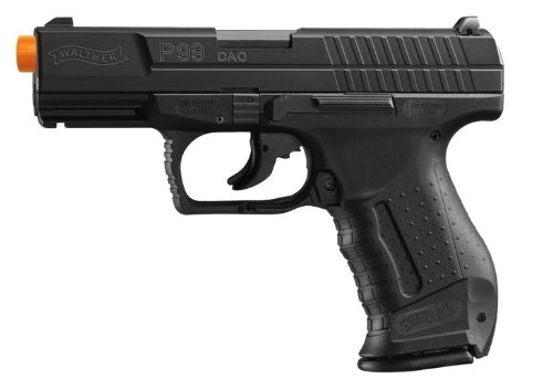 Walther P99 Blowback CO2 Airsoft Pistol airsoft (P99 Air Pistol)