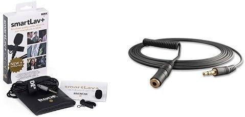 Lavalier-Mikrofon f/ür Smartphone//Tablet Rode smartLav