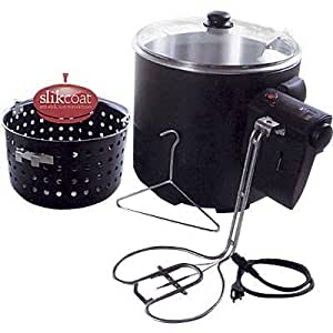 Amazon.com: Turk `N Surf Electric Turkey Fryer and Seafood