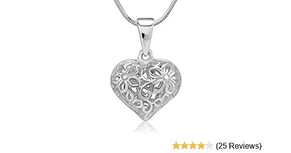 50398 Antique Sliver Alloy Heart To Heart Pendants Charms Crafts Findings 25pcs