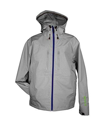 Flylow Men's Quantum Jacket, Quarry, Small