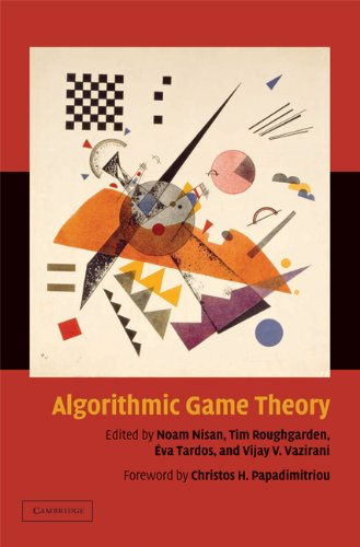 Download Algorithmic Game Theory Pdf