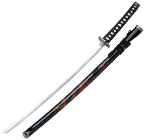 BladesUSA YK-58RD Samurai Sword 40-Inch Overall 40' Samurai Sword