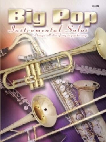 Download Big Pop Instrumental Solos for Flute (IMP Edition) ebook