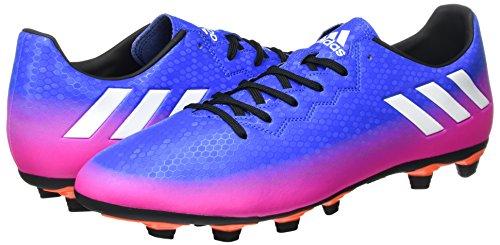 Chaussures De Pour 4 Homme 16 Orange Messi Adidas Blanc Fxg Solaire Football Bleu bleu ZXnTwSSIBq