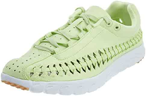 2a802a58513822 Nike Mayfly Woven QS Women s Shoes Light Liquid Lime White Gum Yellow  919749-