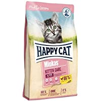 Happy Cat Minkas Kitten 1.5 kg Small Croquettes Complete Basic food