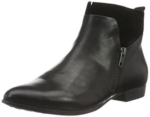 09 Noires Kombi Bussi Pense 09 Boots Short kombi sz Femmes Black Schwarz Women's Schwarz Bottes Courtes sz Bussi Think OHxqwU7H
