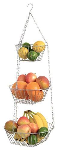 hanging basket 2 tier - 7