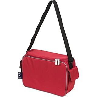 Wildkin 46500 Lunch Bags, Cardinal Red (B0084G1BXW) | Amazon price tracker / tracking, Amazon price history charts, Amazon price watches, Amazon price drop alerts